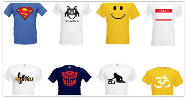 Impresión de camisetas en Toledo