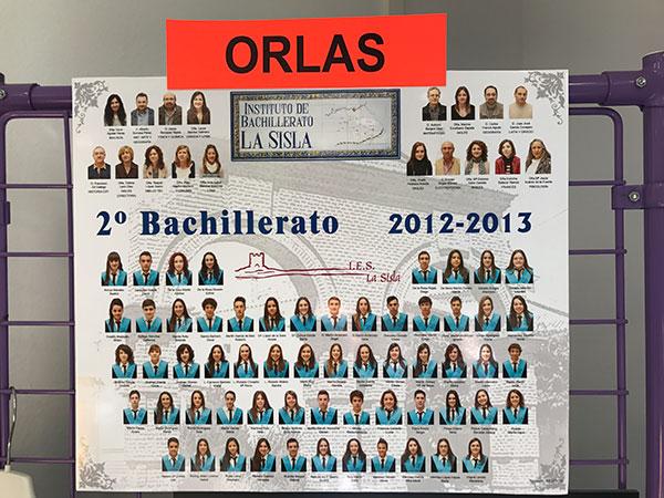 Impresión de orlas de graduación